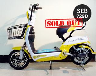 จักรยานไฟฟ้า SEB729D